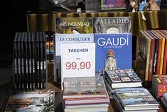 LIBRAIRIE DE DENMARK_TASCHEN Photographie stock libre de droits