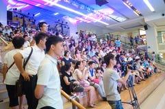Librairie de Shenzhen Photographie stock libre de droits