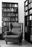 The librarian's armchair Stock Photos