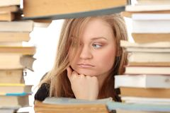 Library Royalty Free Stock Photos