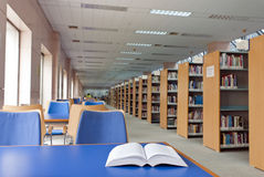 Library Stock Photo