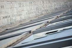Library of Alexandria, Egypt royalty free stock image