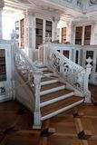 Library in Amorbach Benedictine abbey, Germany Royalty Free Stock Photo