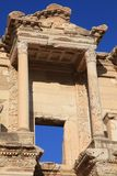 Library in Ancient Ephesus Stock Images