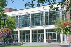 Library in Beaverton, Oregon Stock Image