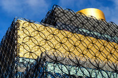Library of Birmingham Royalty Free Stock Photo