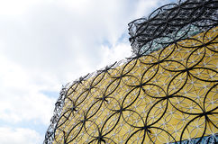 The Library of Birmingham Royalty Free Stock Images
