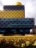Library birmingham Royalty Free Stock Photography