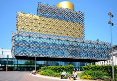 The Library of Birmingham. Royalty Free Stock Image