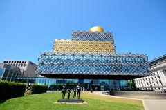 The Library of Birmingham. Royalty Free Stock Photography