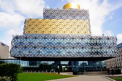 Library of Birmingham. Stock Photo