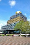 Library of Birmingham. Royalty Free Stock Photos