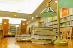 Library Royalty Free Stock Photography