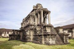 Library Building At Angkor Wat Stock Photos