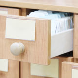 A library catalog Royalty Free Stock Photography