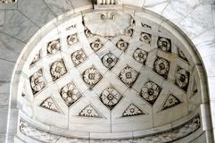 Library ceiling Stock Photography