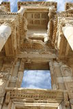 Library of Celsus. From Ephesus Stock Images