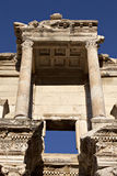 The Library of Celsus. Ephesus, Izmir, Turkey Stock Photo