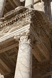 The Library of Celsus. Ephesus, Izmir, Turkey Royalty Free Stock Image