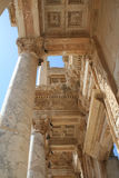 Library of Celsus. Royalty Free Stock Photos