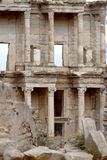 Library of Celsus Ephesus Royalty Free Stock Photography