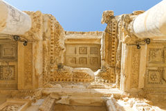 Library of Celsus Stock Photos