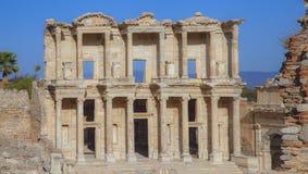 Library of Celsus, Ephesus, Turkey Stock Photos