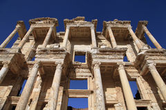 Library of Celsus, Ephesus, Turkey Stock Image