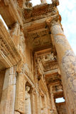 Library of Celsus in Ephesus, Turkey Stock Images