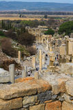 Library of Celsus in Ephesus, Turkey Stock Photography