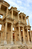 Library of Celsus in Ephesus, Turkey Royalty Free Stock Photography