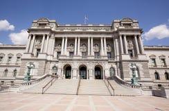 The library of congress building in washington Stock Photos