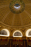 Library of Congress Ceiling Stock Photography