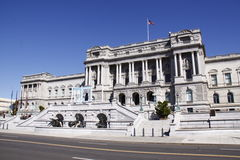 Library of Congress -  Jefferson Building Royalty Free Stock Photography