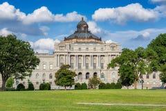 Library of Congress at sunny day, Washington, DC