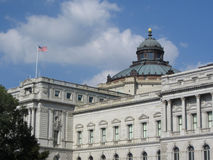 Library of Congress Royalty Free Stock Photography