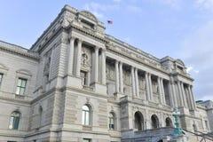 Library of Congress - Washington, DC Royalty Free Stock Photos