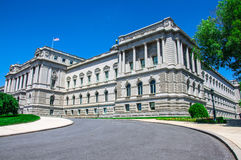 Library of Congress, Washington, DC Stock Image