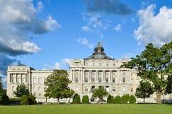 Library of Congress, Washington DC - United States Royalty Free Stock Image