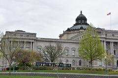 Library of Congress in Washington DC. USA Stock Photos
