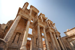 Library in Ephesus Royalty Free Stock Images