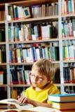 Library goer Stock Photos