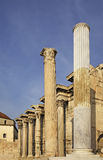 Library of Hadrian in Athens. Greece Royalty Free Stock Photo