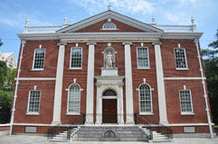 Library Hall in Philadelphia Stock Photos