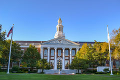 Library at Harvard Business School Royalty Free Stock Photography