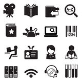 Library icons Vector illustration symbol 2. Graphic design vector illustration