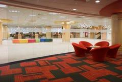 Library Interior royalty free stock photo
