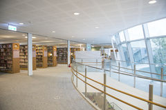 Library interior Royalty Free Stock Images