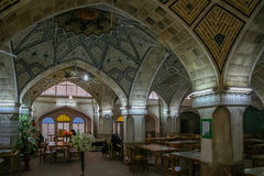 Library in Kashan Royalty Free Stock Photography