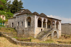 Library of Ottoman period, Ioannina, Greece Stock Photos